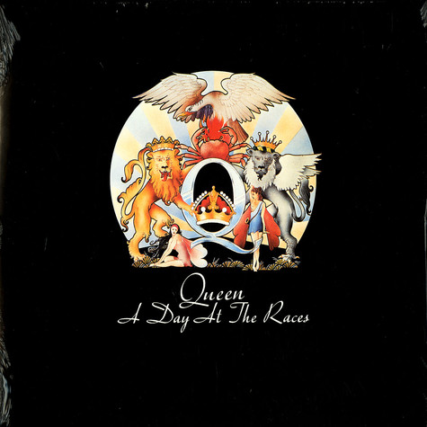 Queen - A Aay At The Races