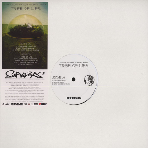 Sound Survivors & Invincible Temple - Tree of life