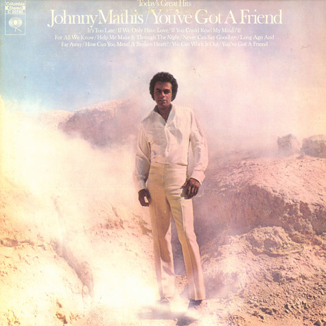 Johnny Mathis - You 've got a friend