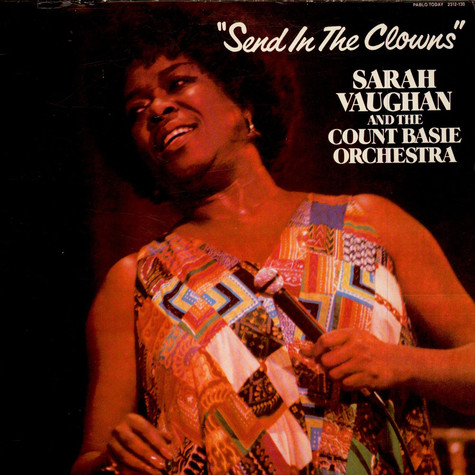 Sarah Vaughan & Count Basie Orchestra - Send In The Clowns
