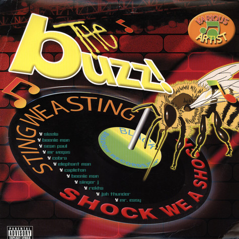 V.A. - The buzz - sting we a sting shock we a shock