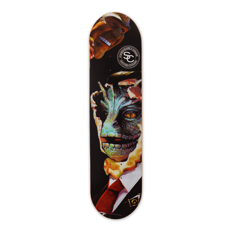 Circus X Soundclash Skateboards - Skateboard deck