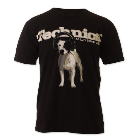 Technics - Technics Dog T-Shirt