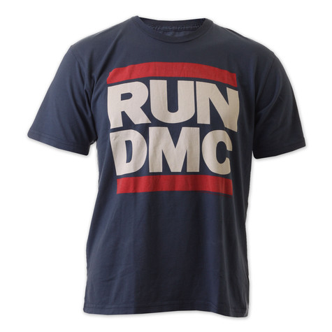 Run DMC - No distress logo T-Shirt
