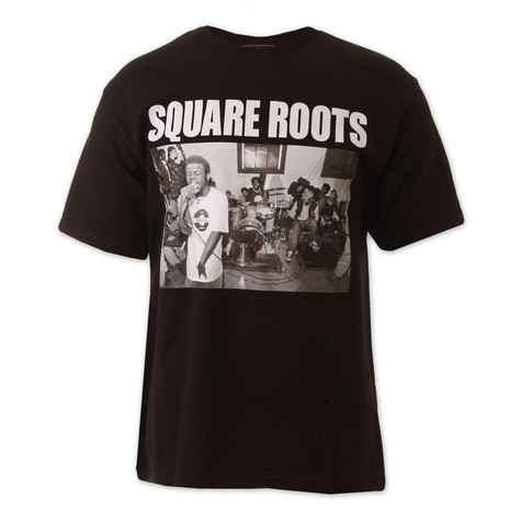 Roots, The - Square roots T-Shirt