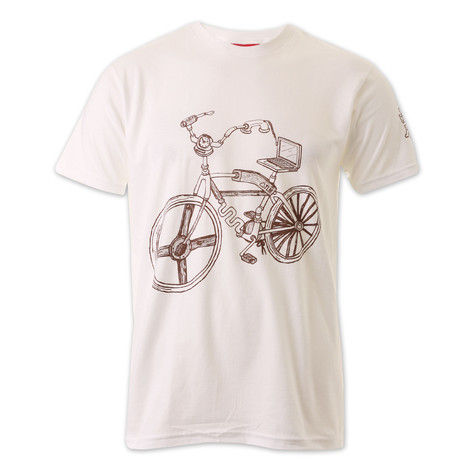 Ropeadope presents The Love Movement Part 2 - Ride a bike T-Shirt