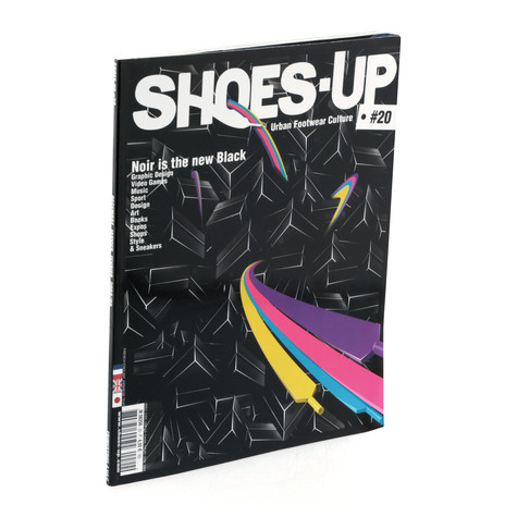 Shoes-Up Magazine - Issue 20