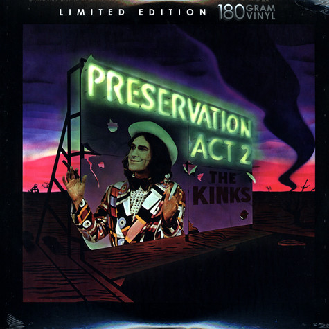 Kinks, The - Preservation act 2