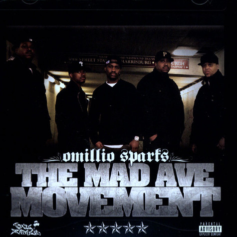 Omillio Sparks of State Property - The Mad Ave Movement