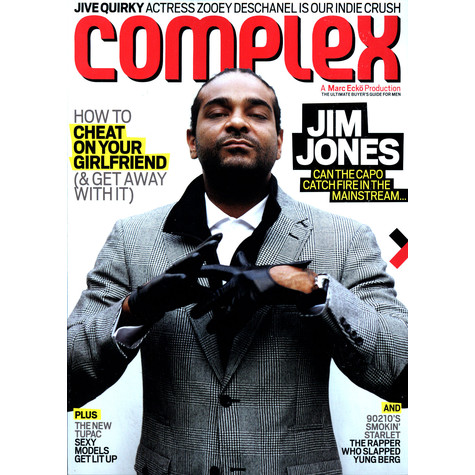 Complex - 2008 / 2009 - December / January - Issue 740