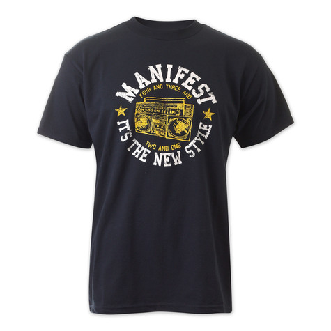 Manifest - The new style T-Shirt