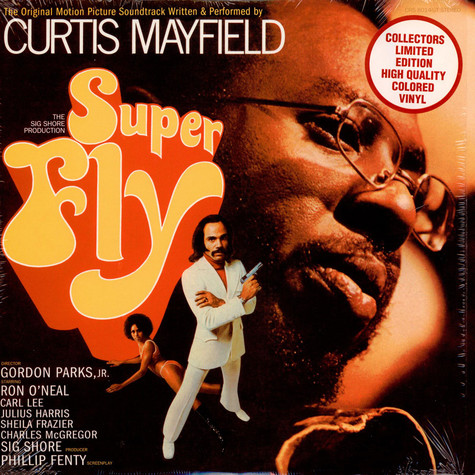 Curtis Mayfield - OST Super Fly