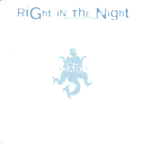 Jam & Spoon - Right in the night