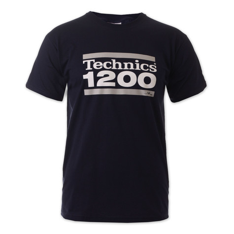 DMC & Technics - 1200 T-Shirt