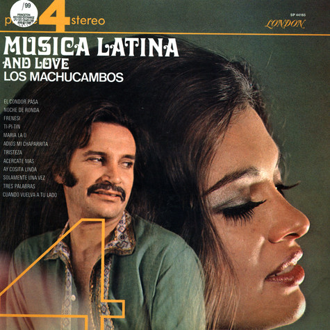 Los Machucambos - Musica latina and love