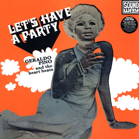 Geraldo Pino And The Heart Beats - Let's have a party