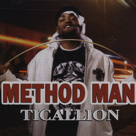 Method Man - Ticallion