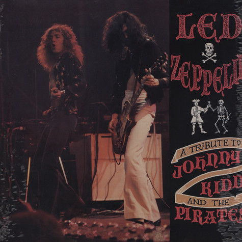 Led Zeppelin - A tribute to Johnny Kidd & The Pirates