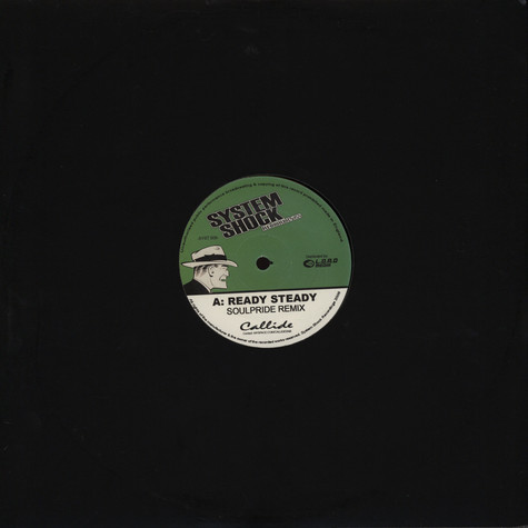 Callide / Tomi Kain - Ready steady Soulpride remix / deep coma