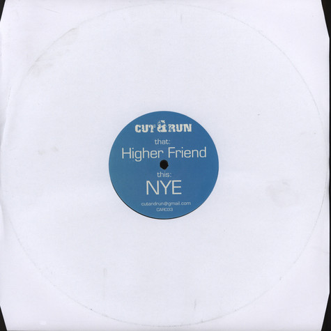 Cut & Run - Higher friend