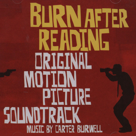 Carter Burwell - OST Burn after reading