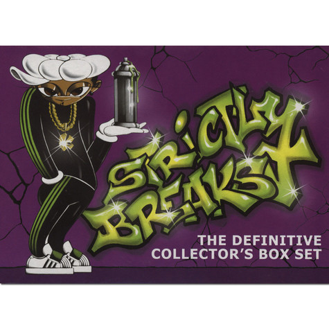 Strictly Breaks - The definitive collector's box set