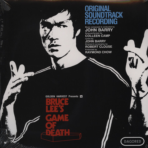 V.A. - OST Bruce Lee's game of death