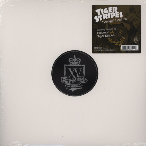 Tiger Stripes - Voyage remixes
