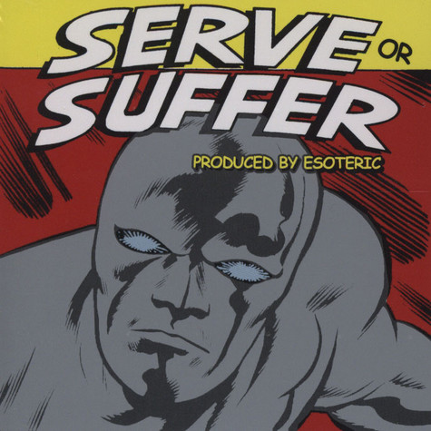Esoteric - Serve or suffer