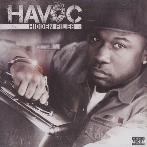 Havoc of Mobb Deep - Hidden files