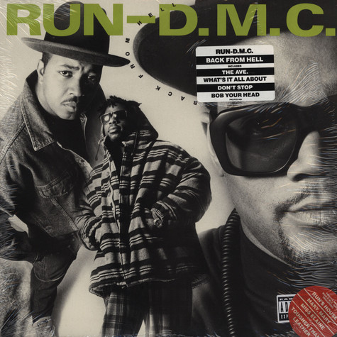 Run-DMC - Back From Hell