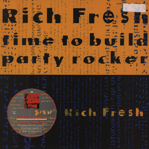 Rich Fresh - Time to build