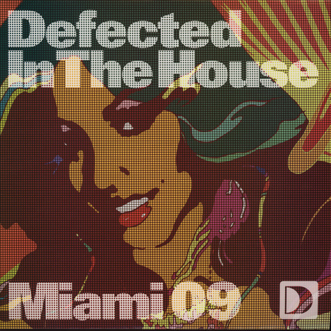 V.A. - Defected in the house - Miami 09 EP 2