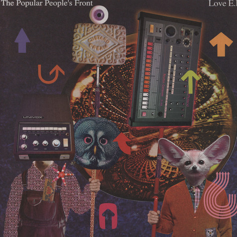 Popular People's Front, The - Love Ep
