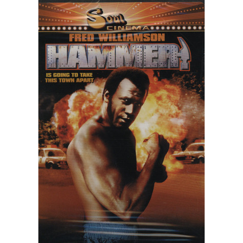 Hammer - DVD movie
