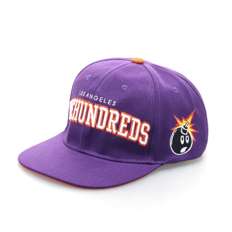 The Hundreds - Player hat