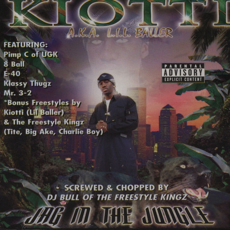 Kiotti - Jag in the jungle chopped & screwed