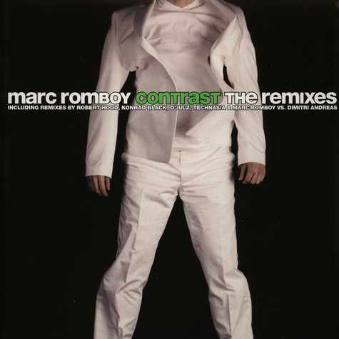Marc Romboy - Contrast the remixes part 2