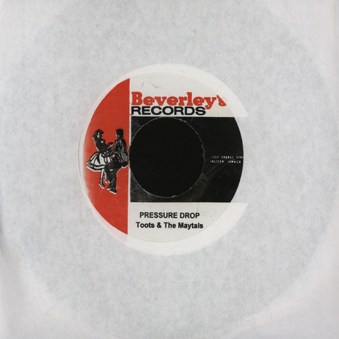 Toots & Maytals / Desmond Dekker & The Aces - Pressure drop / you can get if you really want