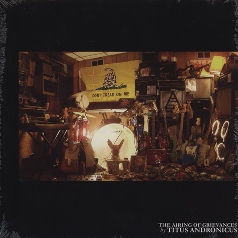Titus Andronicus - The airing of grievances