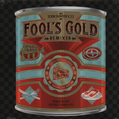 Fool's Gold - Remixed EP