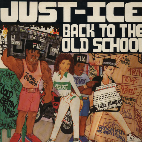Just Ice - Back to the old school