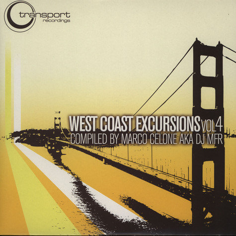West Coast Excursions - Volume 4