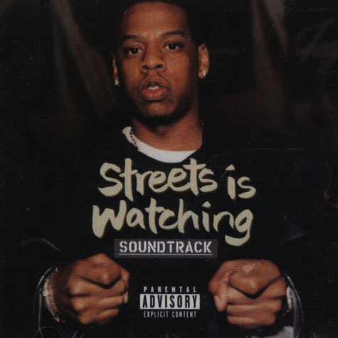 Jay-Z - OST Streets is watching