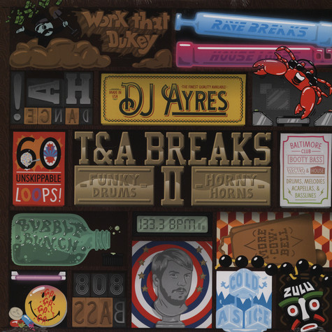 DJ Ayres & Tittsworth - T&A breaks volume 2