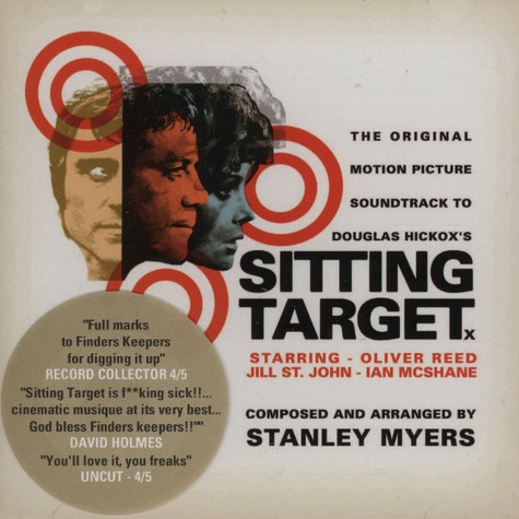 Stanley Myers - Sitting target