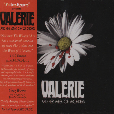 Lubos Fiser - OST Valerie And Her Week Of Wonders