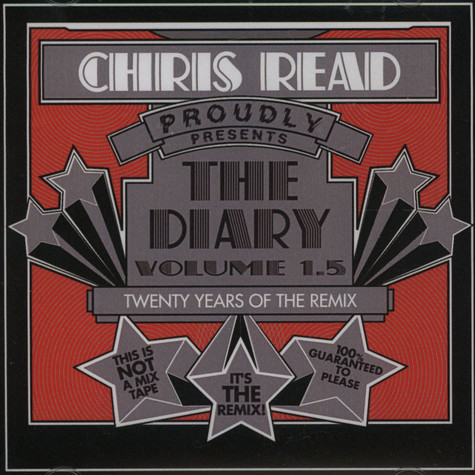 Chris Read - The diary volume 1.5 - 20 years of the remix