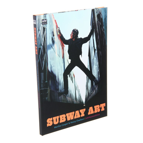 Martha Cooper & Henry Chalfant - Subway art - 25th Anniversary Edition