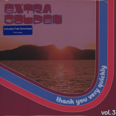 Extra Golden - Thank you very quickly volume 3